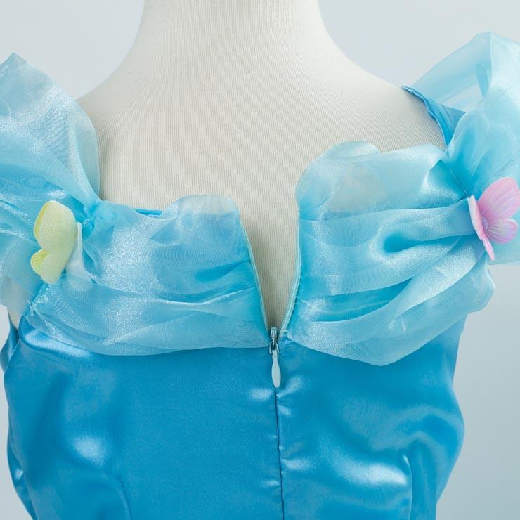 Cinderella Costume, Lovely Kid Princess Dress, 2015 Cinderella Disney Costume, Women