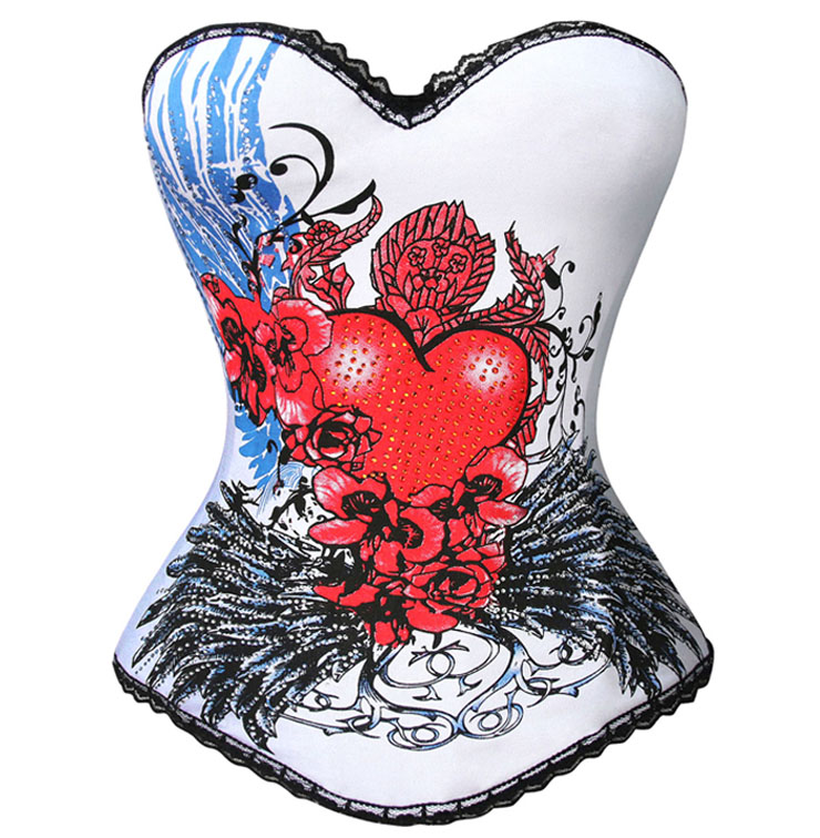 064abe6fa3 Magic Printed Corset N5176