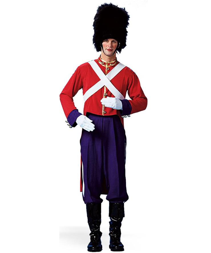 Men's Nutcracker Costume N4699
