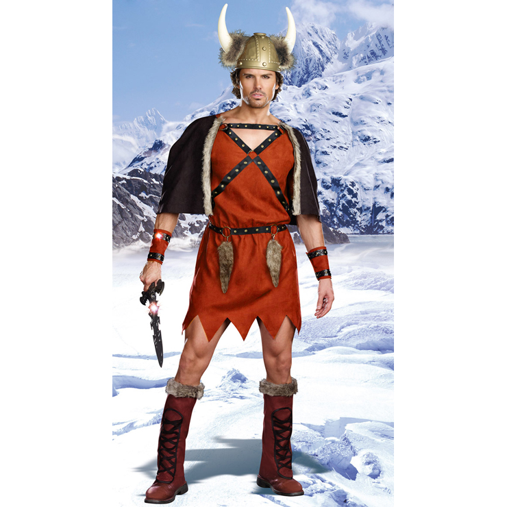 Men's Viking Warrior Costume N5893