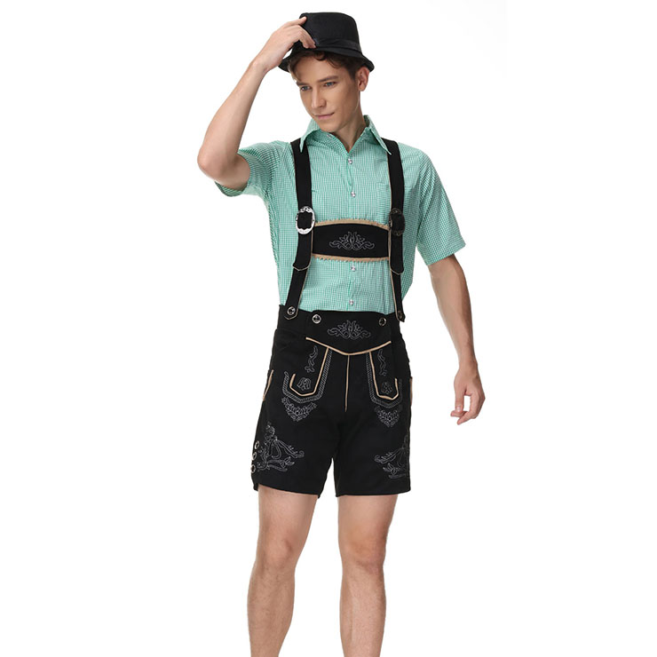 German Beer Oktoberfest Costume, Oktoberfest Costume for Men, Beer Boy Costume, Adult Men