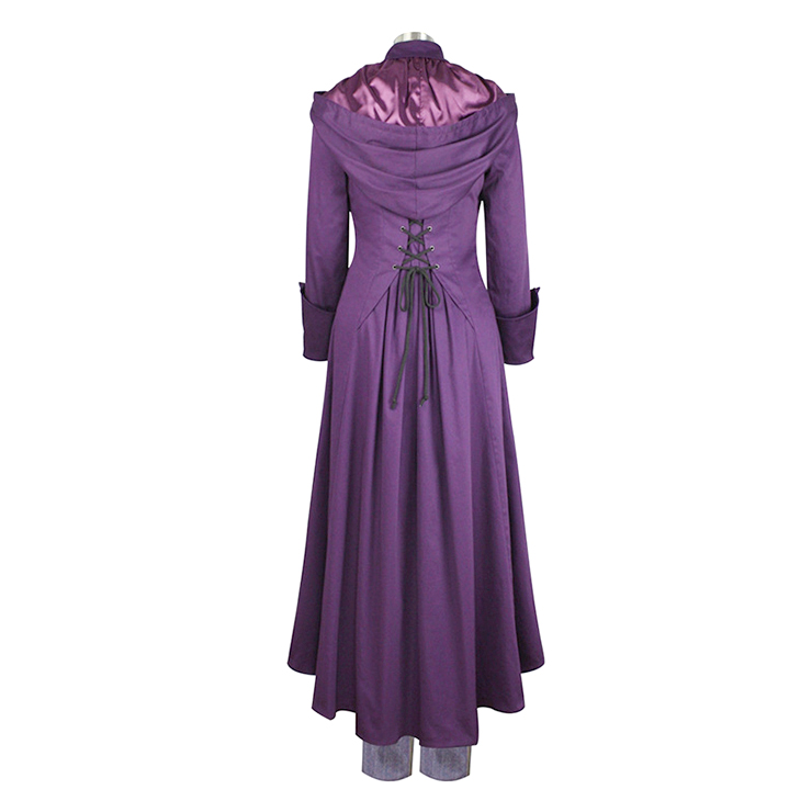 Fashion Casual Jacket, Victorian Gothic Frock Coat for Men, Men