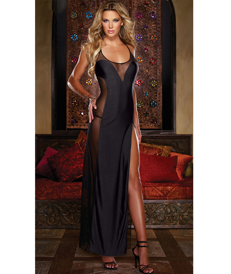 Midnight Chemise Set N5531