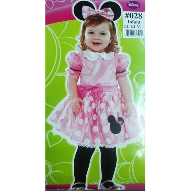 Minnie Mouse Costume N5170