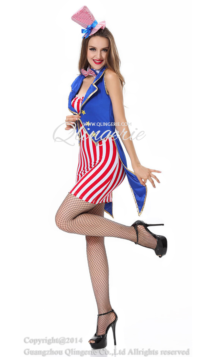 Miss independence th of july costume n