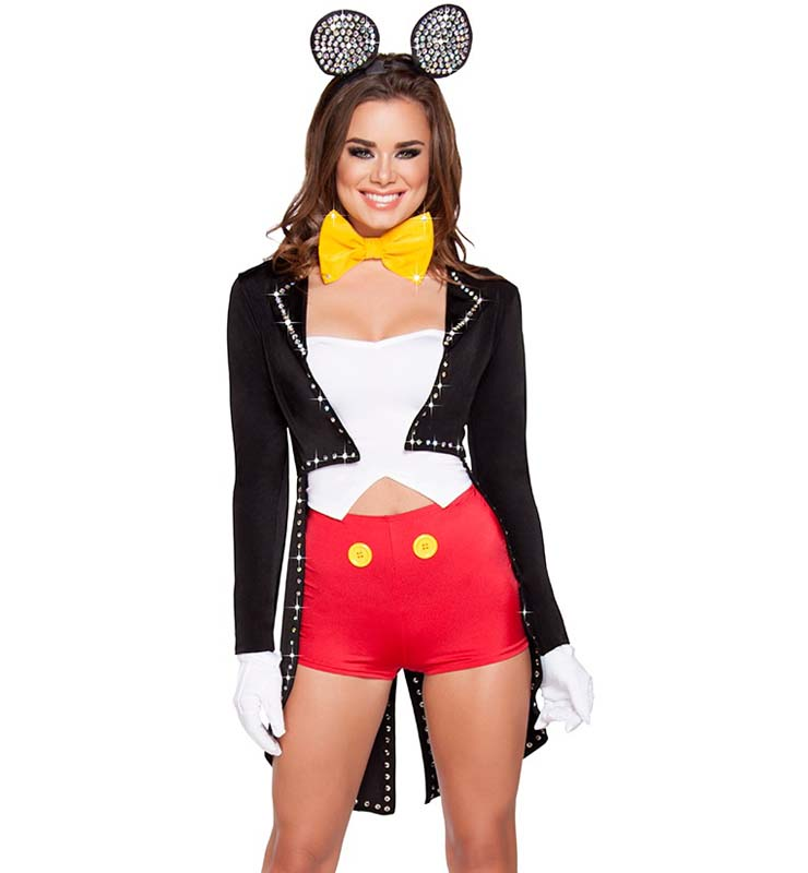 sexy cartoon character costumes № 161469