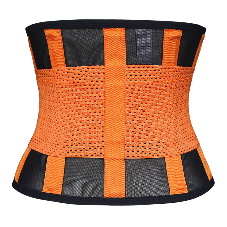 Waist Gym Trainer Corset, Waist Trainer Cincher Belt, Slimmer Body Shaper Belt, Cheap Sport Gym Waist Cincher Belt, Acrylic Bones Corset Belt, Underbust Body Shaper, #N11021
