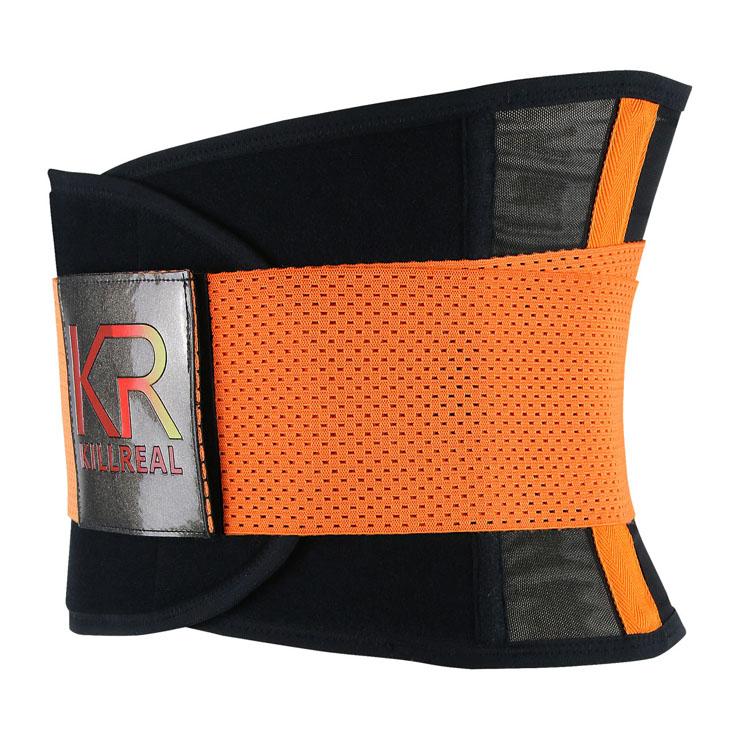 Waist Gym Trainer Corset, Waist Trainer Cincher Belt, Slimmer Body Shaper Belt, Cheap Sport Gym Waist Cincher Belt, Acrylic Bones Corset Belt, Underbust Body Shaper, #N11021