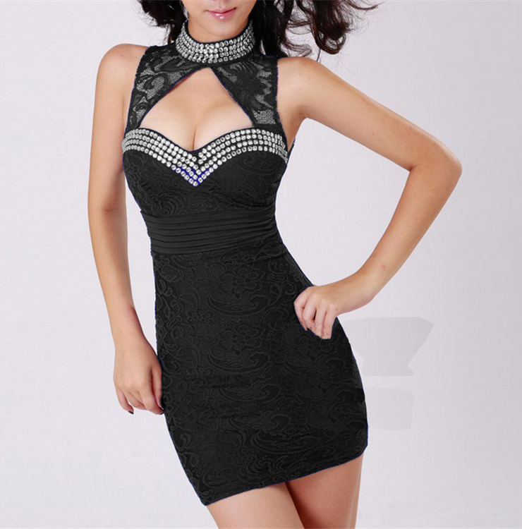 Party Mini Dress N6509
