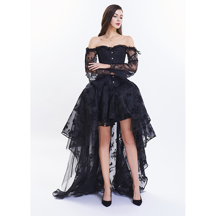 Sexy Corset and Skirt Set, Women