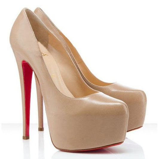 Platform High heels Pumps Shoes SWS12080