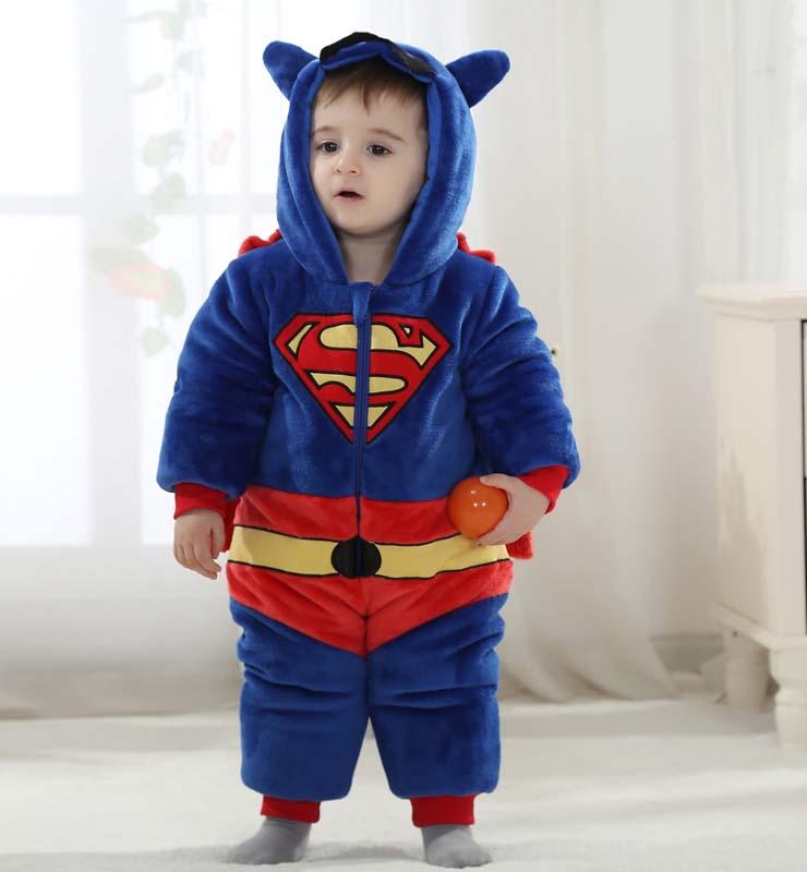 Popular Masked Superman Series Baby Romper N9493
