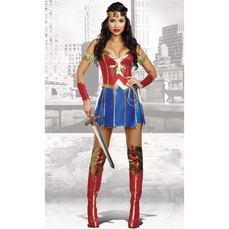 Power Of Justice Costume N12255