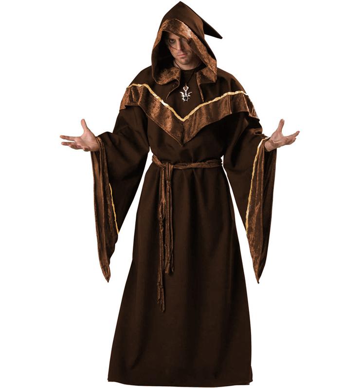 Premier Dark Sorcerer Adult Costume N4786