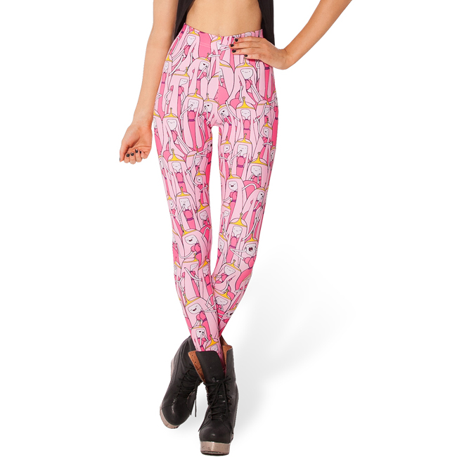 15f0c5dab357e1 Princess Bubblegum HWMF Leggings L8153