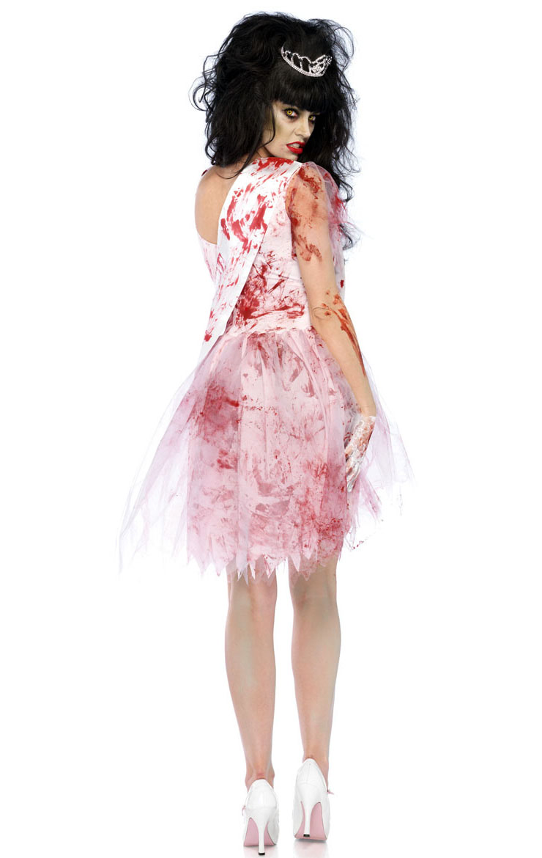 Lujoso Zombie Prom Dress Elaboración - Colección de Vestidos de Boda ...
