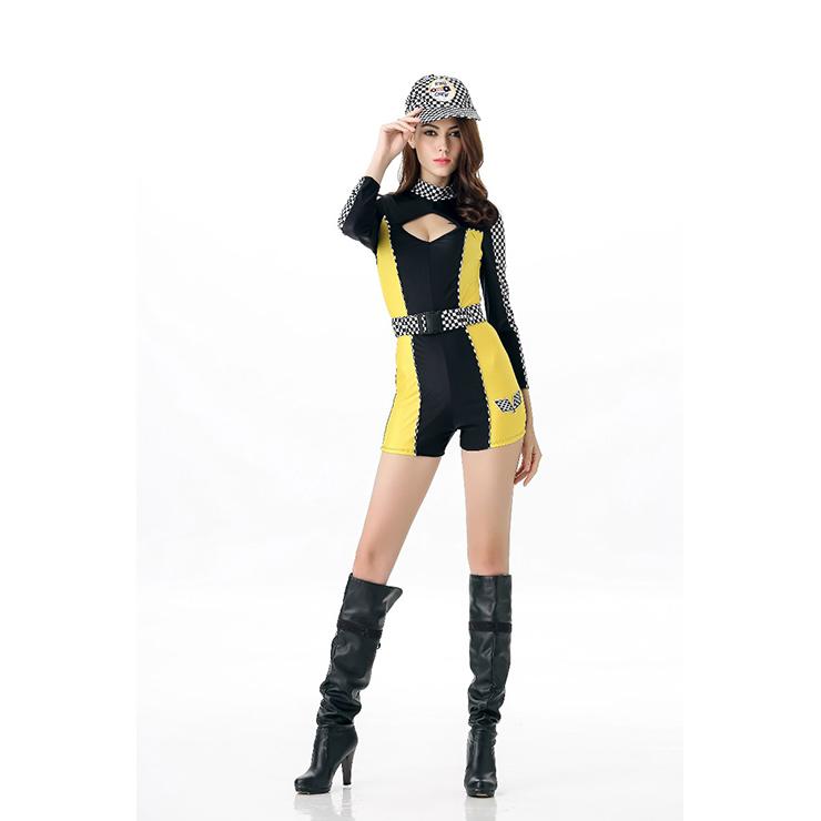 Race Car Romper Costume