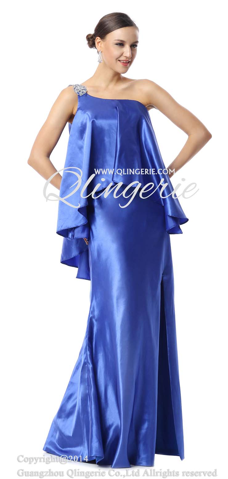 Elegant Blue Dresses, Evening Dresses for Cheap, Women