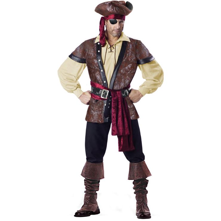 Rustic Pirate P6827