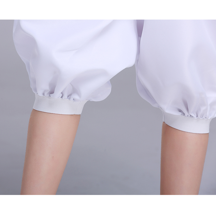 Sailor Costume, White Sailor Costume, Retro Sailor Cosplay Costume, Classical Style Sailor Role Play Costumes, Sailor Cosplay Set, Sailor Parentage Clothes, The Parent-child Attire, #N18305