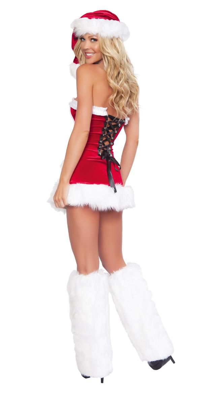 Sexy santa costumes for women