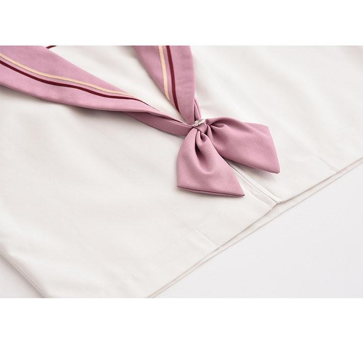 School Girl Costume, JK Uniform Costume, Sexy School Girl Costume, School Girl Adult Costume, Japan School Uniform Cosplay Costume, Short Academy Uniform Sets, Navy Collar School Girl Costume, #N20611