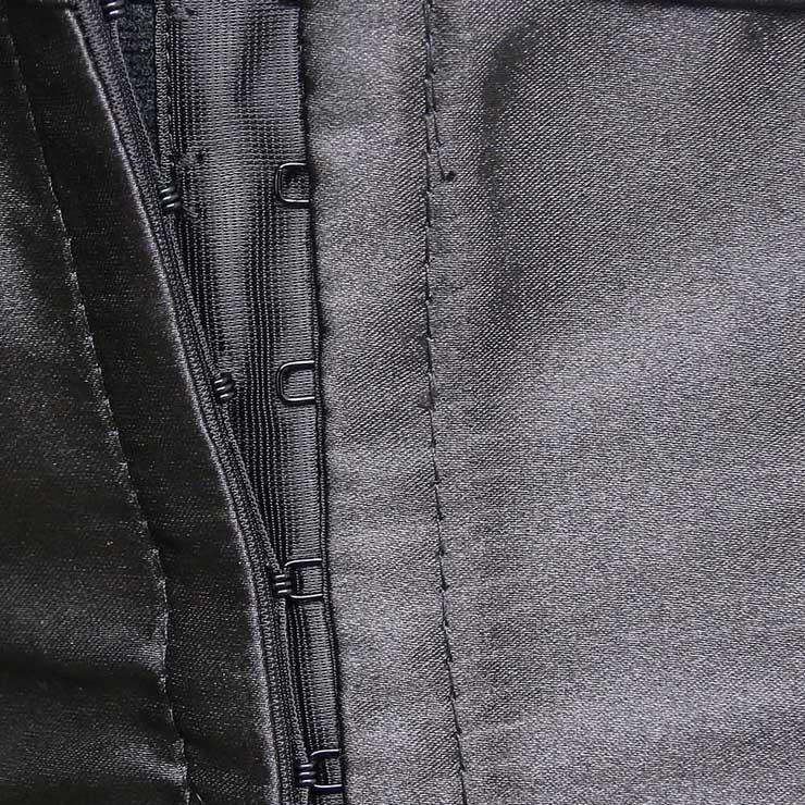 Corset with underwire cups, sequin Corset, Burlesque Corset, #N2236