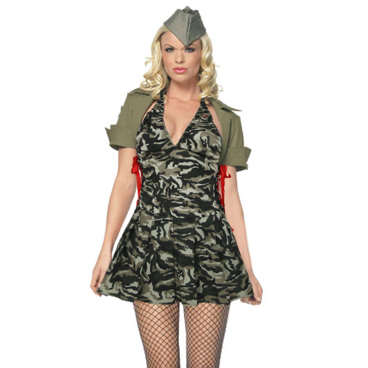 Army Cadet Costume CP1519