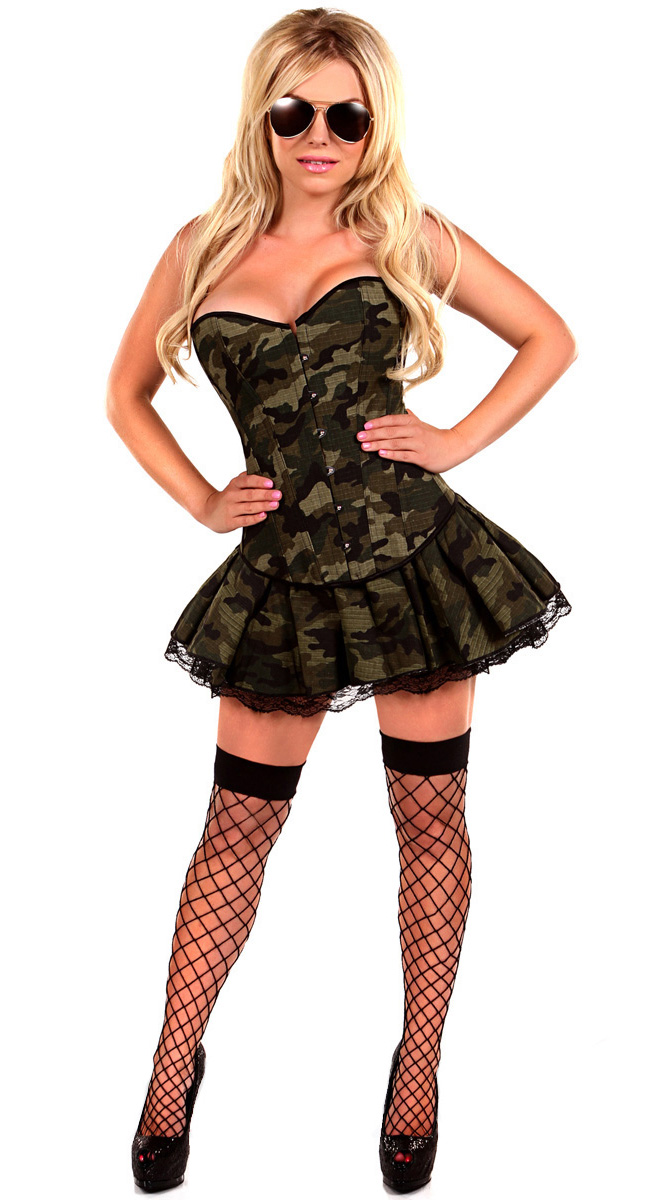 Consider, sexy army girl costume consider, that