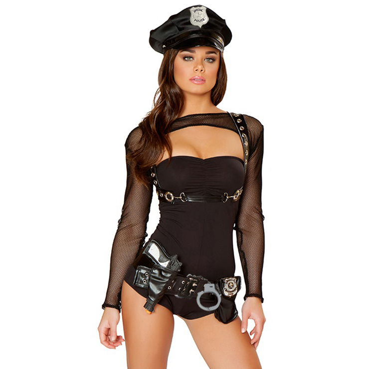 Sexy Bad Cop Costume N10480