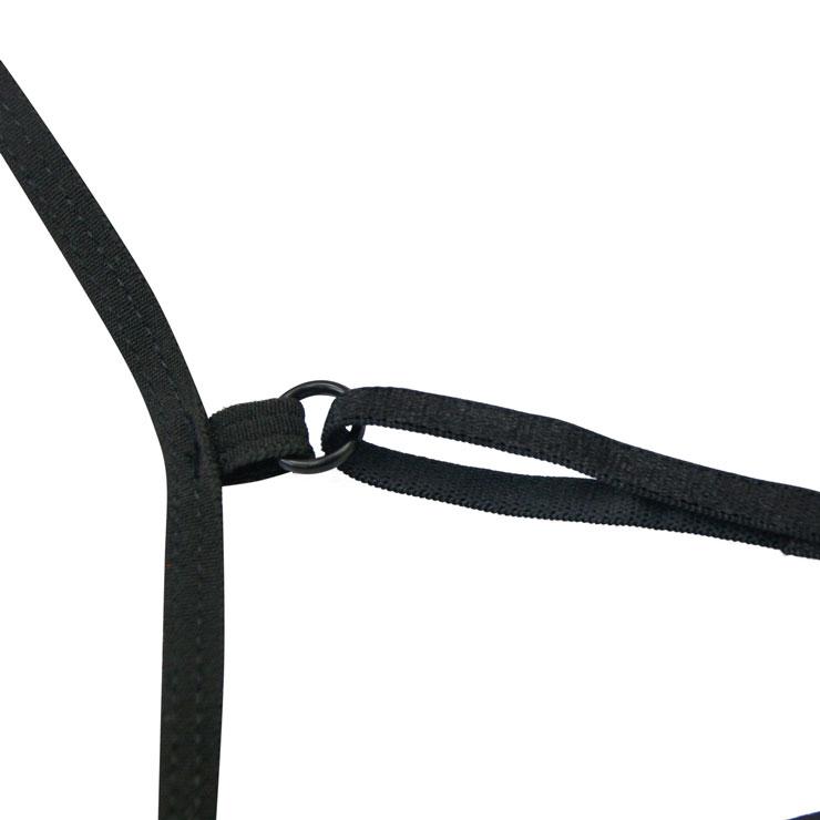 Lace Lingerie Set with Garters, Sexy Black Lingerie Set, Cheap Fashion Lingerie Set, Valentine