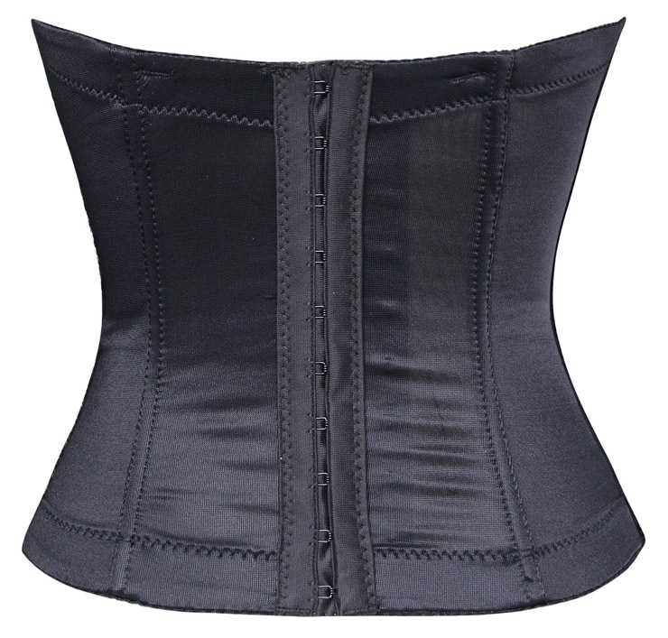 f8eb4289362 Sexy Black Lace Edge Nurse Halloween Corset N9658