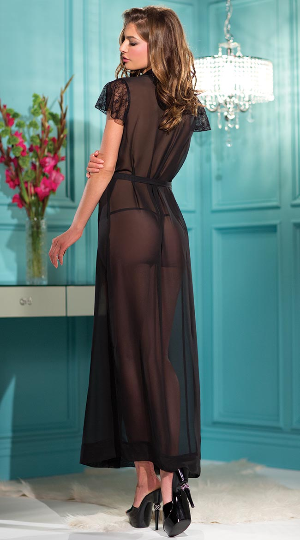 Sexy Black Robe, Women