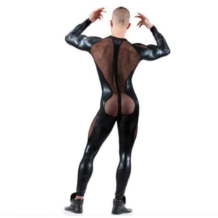 Flirting Sheer Bodysuit Lingerie, Men
