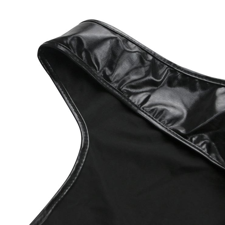 Flirting PVC Bodysuit Lingerie, Men