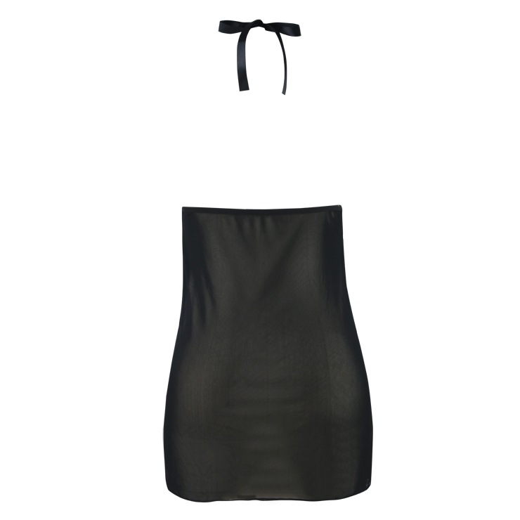 Plus Size Sleepwear for Women, Sexy Black Nightwear, Cheap Fashion Babydoll Lingerie, Valentine