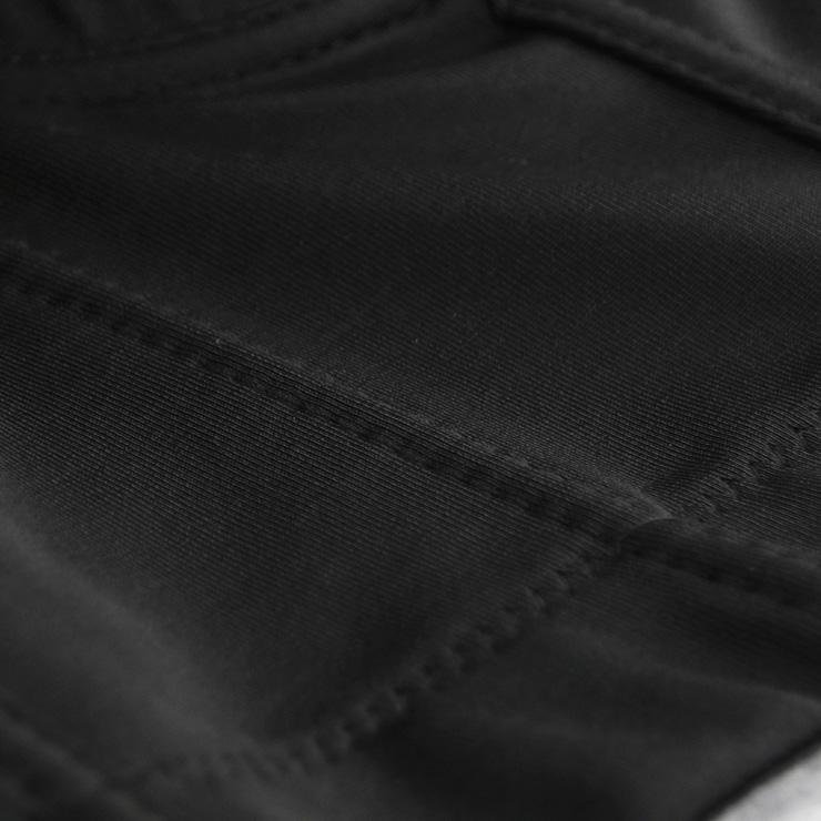 Sexy Pure Black Bra Top, B Cup Bustier Bra, B Cup Bustier Bra for Women, Sexy Black Clubwear BraCrop Top, Gothic Black Crop Top, #N18720