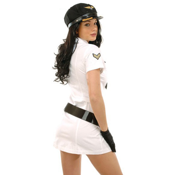 Sexy lingerie, Bad Police Girl Costume, Sexy Police Costume, #P2040