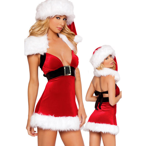 Cheap sexy santa costumes