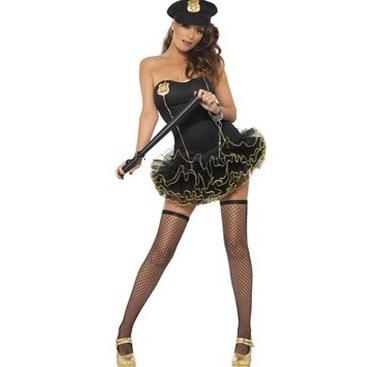 sc 1 st  MallTop1.com & Sexy Cop Costume N4406