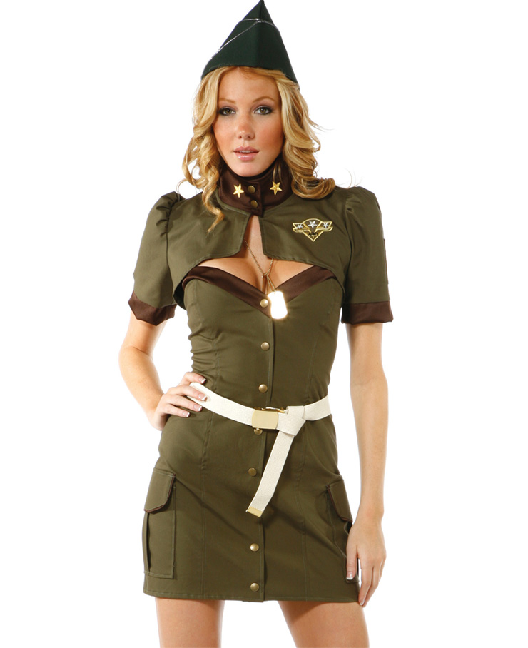 Come Fly With Me Costume, Light Up Pilot Costume, Sexy Pilot Costumes, #M1435