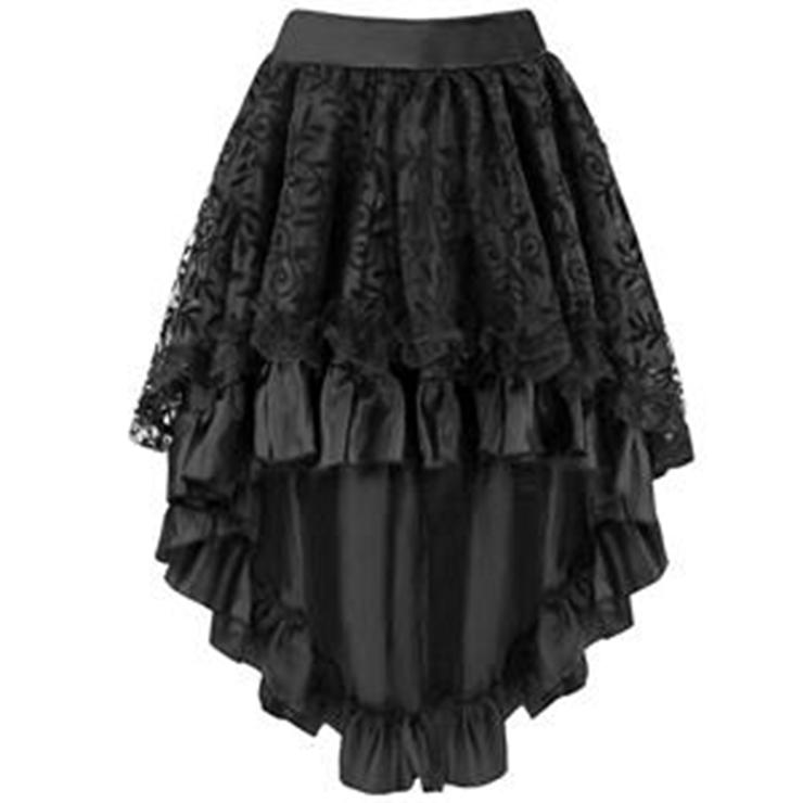 Sexy Bra Top and Skirt Set, Women