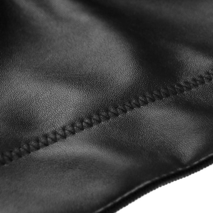 Black Strap Bustier Bra, Crop Top Vegan Leather Bustier Bra, Faux Leather Bustier Bra, Sexy Bra Top, Sexy Black Bustier #N20066