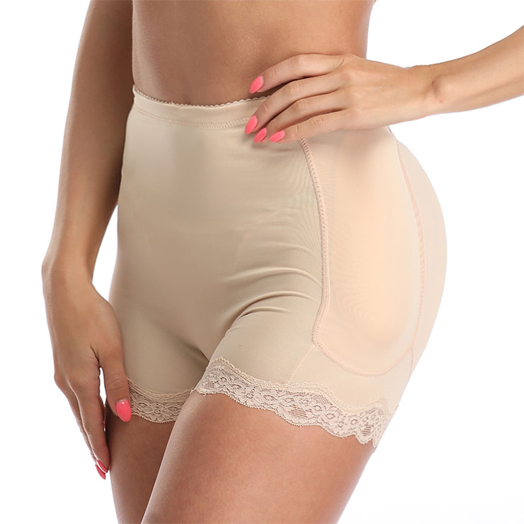 Sexy Complexion Shorts Elastic Seamless Panties Breathable Female Hip-lifting Underwear PT20393