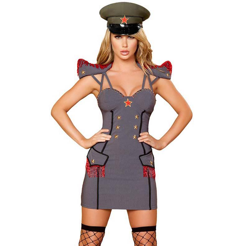 Sexy General Costume N10148