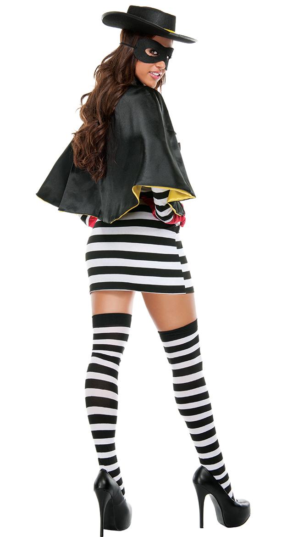 Cool Hamburglar Couple Costume, Popular Halloween Costume, Women