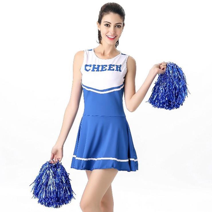 Sexy High School Cheerleader Uniform Costume N12604