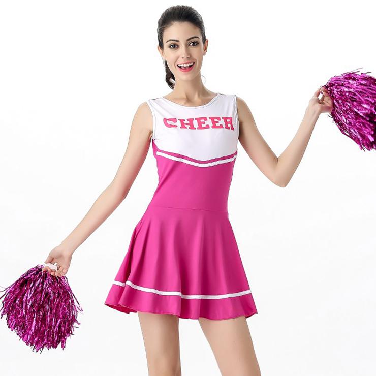 Sexy High School Cheerleader Uniform Costume N12607