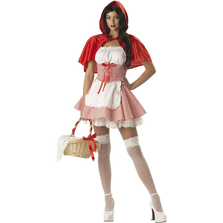 Adult little red riding hood costumes can not