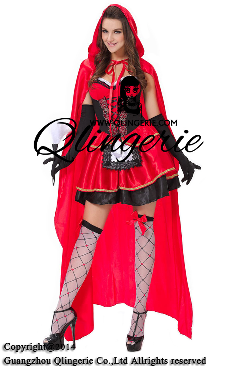 Little red riding hood sexy foto 21
